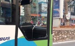 Gắn camera phạt nguội xe đi vào làn đường buýt BRT