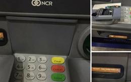 Phát hiện thiết bị đánh cắp mật khẩu thẻ ATM tại TP.HCM?