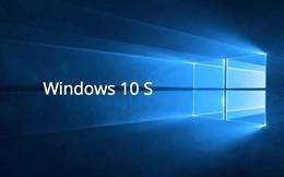 Microsoft tuyên bố Windows 10 S sẽ miễn nhiễm mọi phần mềm tống tiền