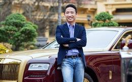 """""""Ông trùm"""" Rolls-Royce Việt Nam """"bật mí"""" lý do kinh doanh ô tô"""