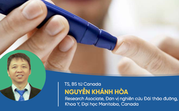 Chuyên gia Việt từ Canada cảnh báo 6 đối tượng cần đi khám tiểu đường ngay, đừng chậm trễ