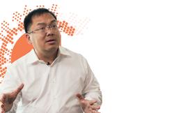 Chủ tịch FPT Software Hoàng Nam Tiến: Thất bại cay đắng luôn xuất phát từ lòng tham