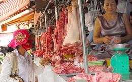 Giá rớt còn 20.000 đồng một kg, nông dân vừa bán heo vừa khóc