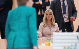 Tổng thống Trump giải thích việc con gái ngồi họp thay ở G20