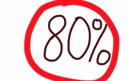 Nguyên tắc 80% năng lượng: Áp dụng phương pháp này của người Nhật vào quản lý cuộc sống, bạn sẽ nhận được kết quả bất ngờ