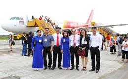 Cho thuê chuyến bay: Nước cờ thú vị giúp Vietjet tận dụng tối đa công suất máy bay, bán hết ghế và kiếm bộn tiền