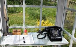 Bốt điện thoại đặc biệt dành để gọi cho người đã khuất