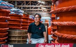Chuyện hãng nước mắm Việt không bao giờ bán trong nước, chỉ để xuất khẩu với giá cao gấp 10 lần vẫn được cả thế giới ca ngợi
