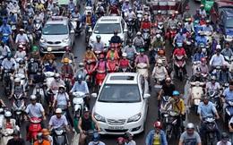 Thành phố Hà Nội chính thức duyệt đề án cấm xe máy