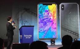 """Các hãng Trung Quốc trắng trợn ra smartphone giống hệt iPhone X, cảm biến vân tay đặt phía sau, thậm chí có tên là """"Notch"""""""