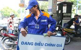 Giá xăng giảm lần thứ 3 liên tiếp