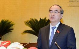 Bí thư Nguyễn Thiện Nhân: Kiến nghị Quốc hội ra nghị quyết đặc thù với TPHCM
