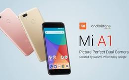 Xiaomi Mi A1 chính thức ra mắt: Camera kép, chạy Android gốc, sẽ bán tại Việt Nam, giá 5.3 triệu đồng