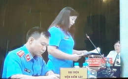 Phiên tòa sáng 14/9: Nguyễn Xuân Sơn bị đề nghị án tử hình, Hà Văn Thắm án chung thân