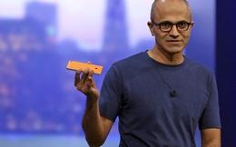 CEO Microsoft chia sẻ bí quyết lèo lái công ty vượt sóng gió trong suốt 3 năm qua