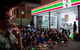 Chỉ 5 năm trước khi đóng cửa ê chề như hôm nay, 7-Eleven Indonesia từng kinh doanh cực kỳ thịnh vượng ở xứ sở vạn đảo