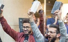 iPhone 8, iPhone 8 Plus mở bán trên toàn thế giới