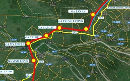 Chủ tịch UBND TP HCM đề nghị triển khai nhanh đường sắt TP HCM - Cần Thơ