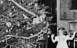 Giáng sinh đầu tiên qua 10 đời Tổng thống Mỹ