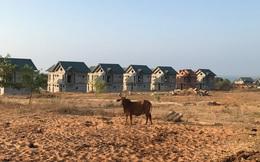 """""""Đắng lòng"""" nhìn cảnh những dự án resort bỏ hoang ở Kê Gà (Bình Thuận)"""