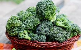 Phòng chống ung thư hiệu quả với 6 loại thực phẩm chợ nào cũng bán