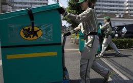 Hãng chuyển phát 27 năm không tăng giá cước và thế khó của kinh tế Nhật Bản