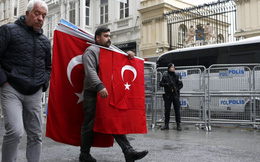 Vì sao mối thâm tình 400 năm giữa Thổ Nhĩ Kỳ và Hà Lan đứng trước nguy cơ rạn nứt?