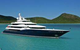 Nếu đang có dư 20 tỷ đồng, thay vì mua dinh thự, bạn có thể làm chuyến du lịch 1 tuần lễ trên siêu du thuyền này