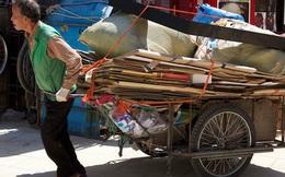 Bi kịch của người già Hàn Quốc: Sống thọ nhưng quá nghèo