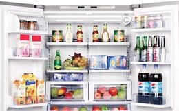Bảo quản sữa, rau, thịt, trứng trong tủ lạnh như thế nào mới là đúng cách?