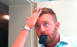 Khi con người tái thiết kế lại bàn chải đánh răng, chỉ cần gắn vào mồm và 3 giây là sạch bong