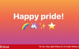 Facebook có thêm biểu tượng cảm xúc cờ bảy sắc, bạn đã có chưa?