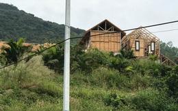 Những hình ảnh mới nhất về dự án khu nghỉ dưỡng vừa bị đình chỉ thi công trên bán đảo Sơn Trà (Đà Nẵng)
