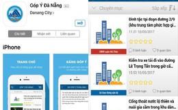"""Chỉ cần smartphone, tải ứng dụng """"Góp ý Đà Nẵng"""" là người dân, khách du lịch có thể góp ý trực tiếp cho chính quyền thành phố!"""