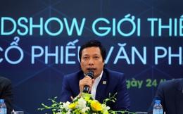 Văn Phú - Invest lên sàn chứng khoán, Chủ tịch Tô Như Toàn vào danh sách doanh nhân ngàn tỷ