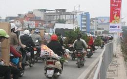 Hạ cốt đê Sông Hồng vừa bảo đảm chống lũ, vừa làm đẹp mỹ quan đô thị