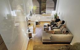 Thiết kế nội thất căn hộ nhỏ của cô gái trẻ độc thân vô cùng ấn tượng