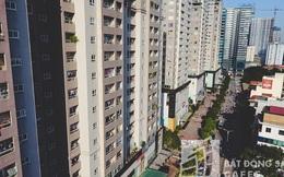 """Cận cảnh nguồn cung hàng nghìn căn hộ """"mới tinh"""" đang dồn dập đổ bộ vào khu trung Hòa Nhân Chính"""