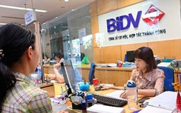 BIDV có thể lãi 6.900 tỷ năm 2017, tăng trưởng tín dụng lên 17% trong 2 năm tới