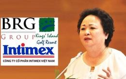 Bà Nguyễn Thị Nga rời Intimex Việt Nam