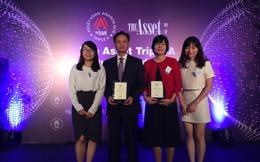 BIDV nhận giải thưởng nhà tư vấn phát hành trái phiếu tốt nhất Việt Nam năm 2016