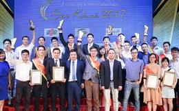 Viettel chiếm 10 giải trên tổng số 64 giải thưởng Sao Khuê 2017