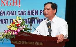 Bộ trưởng Nguyễn Xuân Cường: 'Tôi từng nuôi heo'