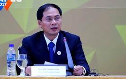 Thứ trưởng Bùi Thanh Sơn: Chuyến thăm cấp Nhà nước của Tổng thống Trump sẽ truyền thông điệp mạnh mẽ về cam kết của Mỹ