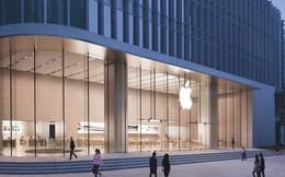 Táo Mỹ xâm chiếm xứ Hàn, khai trương Apple Store ngay gần trụ sở Samsung