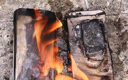 Lỗi trên Samsung Galaxy Note 7 không chỉ liên quan đến pin