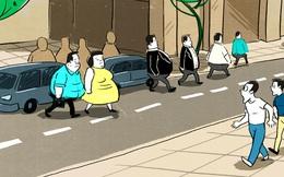 """Vốn là """"cường quốc đi bộ"""", tại sao người Việt hôm nay lại lười cuốc bộ?"""