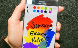 Samsung xác nhận không khai tử dòng Galaxy Note