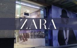 Vincom Bà Triệu quây bạt diện tích lớn, dân tình phán đoán đây chắc chắn là store mới của Zara!