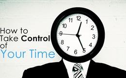 4 cách làm chủ thời gian của những người thành công